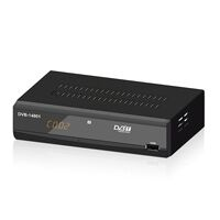 HD DVB-T2 Receiver + USB PVR + Media Player HR-T22
