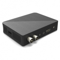 DVB T2 IPTV Set top box with USB Wifi